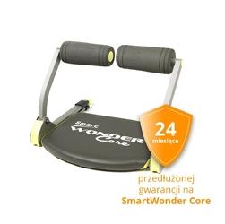 Gwarancja przedłużona o 24 miesiące - Wondercore Smart