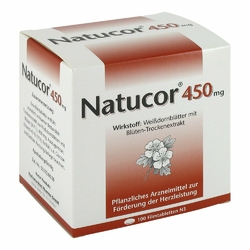 Natucor 450 mg Filmtabl.
