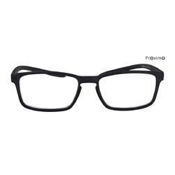 Czarne okulary korekcyjne Proximo + 1,5