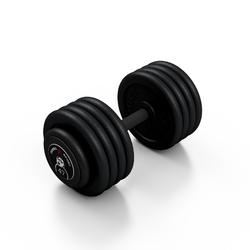 Hantla skr�cana na sta�e 47 kg - Marbo Sport - 47 kg