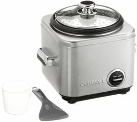 Urządzenie do gotowania ryżu CUISINART CRC400E  na 6 osób  500 W  stal nierdzewna