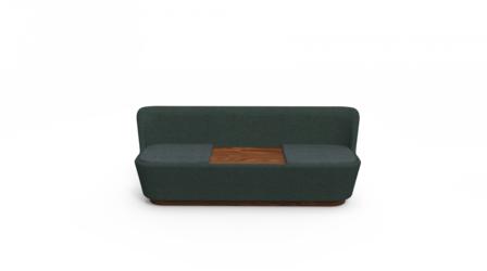 Spell :: Shuffle sofa dwuosobowa ze stolikem