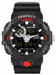 PERFECT - A8003 zp262c blackred
