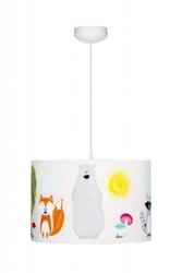 Lampa wisząca - Przyjaciele z Lasu