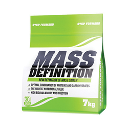 SPORT DEFINITION Mass Definition - 7000g - Strawberry