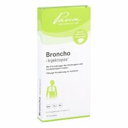 Broncho Injektopas ampułki