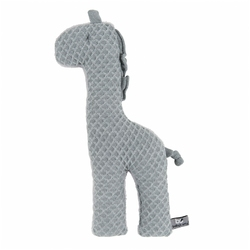 Babys Only, Sun Żyrafa przytulanka, 40 cm, szara