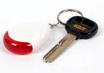 Mini Magiczny brelok na klucze dla zapominalskich Keyfinder