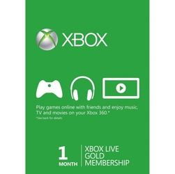 Xbox Live Gold 1 miesiąc abonament szybka wysyłka