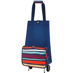 Wózek na zakupy Reisenthel Foldabletrolley Artist Stripes RHK3058