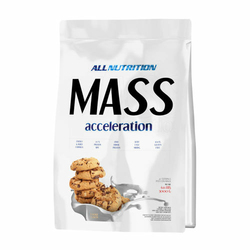 ALLNUTRITION Mass Acceleration cookie 3000g - data ważności 31-10-2018r.