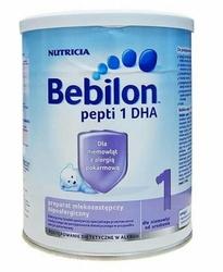 Bebilon PEPTI 1 DHA proszek 450g