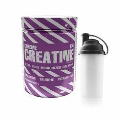 FITNESS AUTHORITY Xtreme Creatine - 500g + Shaker