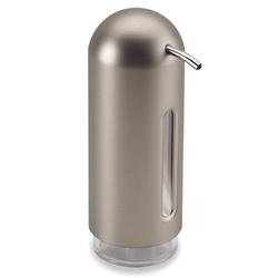 Dozownik do mydła srebrny Penguin Umbra