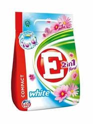E Floral 2w1, proszek do prania, 3kg, 40 prań