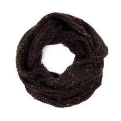 Komin sprinkled dark brown - dark brown