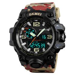 ZEGAREK MĘSKI sport SKMEI 1155 S-SHOCK camuflage - camuflage
