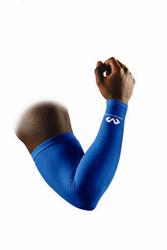 Rękaw na łokieć McDavid Compr. Arm Sleeve- Para - Niebieski