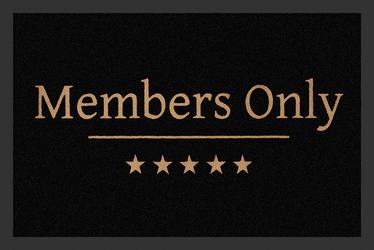 Members Only - wycieraczka