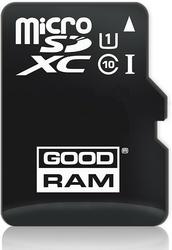 GOODRAM microSD 128GB CL10 UHS I + adapter