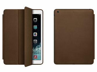 Smart Case etui do iPad AIR Ciemny brązowy - Ciemny brąz