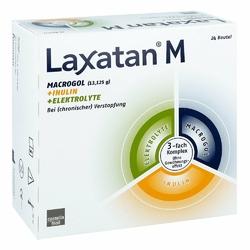 Laxatan M Granulat zur, zum Herstell.ein.Susp.z.Einn.