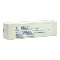 Oxalis Folium 30 Unguentum