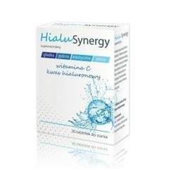 HialuSynergy x 30 tabletek do ssania