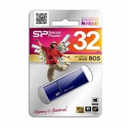 Silicon Power BLAZE B05 32GB USB 3.0 Granat