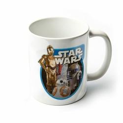 Star Wars 7 The Force Awakens Droids - kubek