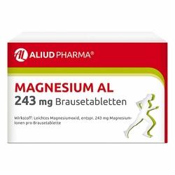 Magnesium Al 243 mg Brausetabl.