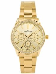 Damski zegarek JORDAN KERR - SAVERIA 4 zj866b - antyalergiczny