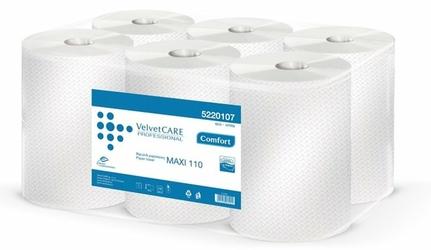 Velvet Care, Comfort, Professional, Maxi 110, ręcznik papierowy, 6 sztuk