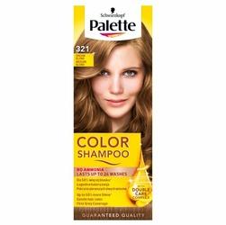 Palette Color Shampoo, koloryzujący szampon, 321 średni blond