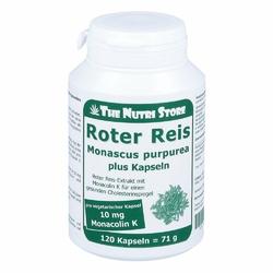 Roter Reis Extrakt 250 mg plus Kapseln