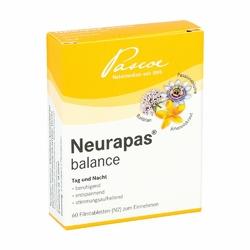 Pascoe NEURAPAS balance, tabletki powlekane