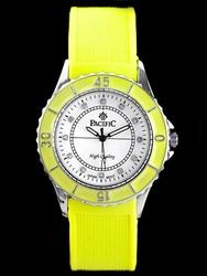Zegarek damski PACIFIC PF-1001 - yellow zy525c