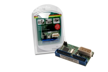 Digitus Kontroler adapter IDE do SATA, JM20330 ATA 133, SATA 150