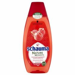 Schauma Nature, Malina, szampon do włosów, 400ml