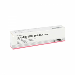 Hepathromb Creme 60 000 I.e.