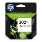 HP Inc. Tusz nr 302XL Tri-Colour F6U67AE