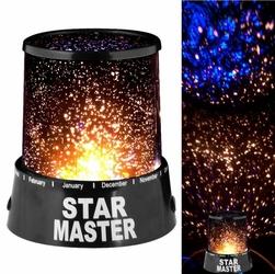 Lampka Nocna Star Master - Generator Gwiazd