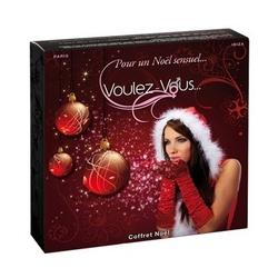 Sexshop - smakowity zestaw olejków i pyłków do ciała voulez-vous... - gift box christmas - online