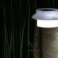 Lampa solarna na rynnę do oświetlenia domu z czujnikiem zmierzchu joylight