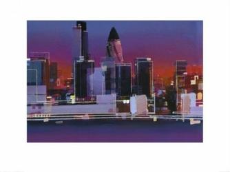 Panorama miasta - reprodukcja