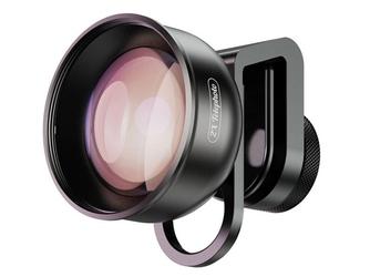 Apexel apl-hd5t obiektyw teleobiektyw do telefonu 2x zoom wielowarstwowy