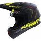 Kenny kask off-road track matt yellow