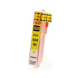 Tusz zamiennik 920 xl do hp cd974ae żółty - darmowa dostawa w 24h