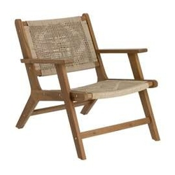 Fotel keralda beżowy