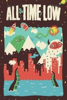 All Time Low Monsters - plakat